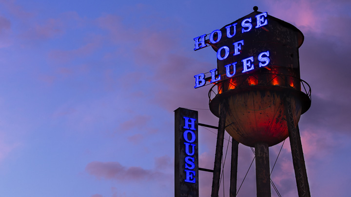 House of Blues�