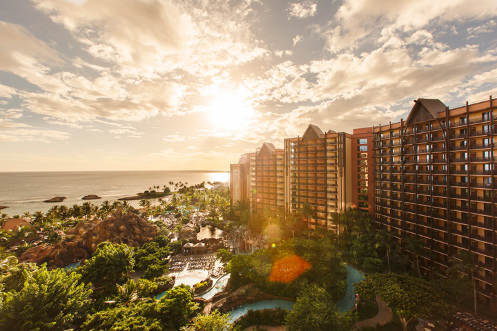 Guest Room at Aulani – A Disney Resort & Spa