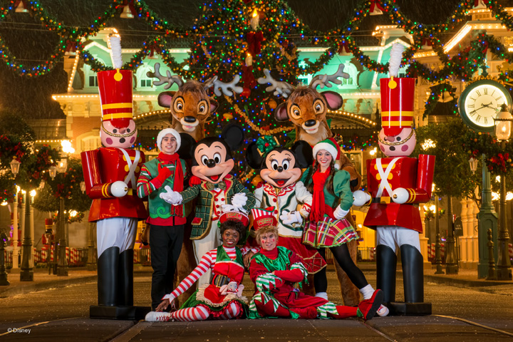 Special Seasonal Ticket Events - Mickey's Not So Scary Halloween Party and Mickey's Very Merry Christmas Party